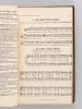 La Musique à Bordeaux. Revue Mensuelle. Seconde Année 1878 [ Edition originale ]. LOQUIN, Anatole ; [ LAVIGNE, Paul ]
