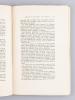 Création du Royaume du Fouta Djallon [ Edition originale - Livre dédicacé par l'auteur ]. SAINT-PERE, J.-H.