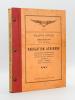 Bulletin Officiel du Ministère de l'Air. Edition méthodique. N° 651. Navigation aérienne : Conventions internationales - Certificats de navigabilité - ...