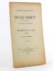 """Double Serment à Nice, 4 octobre 1891, de Emilio Castelar ; Congrès de la Paix à Rome, par E. St-B.-Musset. [ Contient aussi """"E. Castelar à G. ..."""