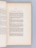 Catalogue des Livres rares et Précieux des ouvrages sur les Beaux-Arts, des Dessins originaux, et des manuscrits anciens et modernes avec miniatures ...