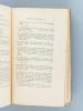 Bulletin de la Librairie Morgand et Fatout. Tome Deuxième N° 4563 à 7880 [ Edition originale ]. MORGAND, Damascène