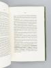 La Bibliothèque de M. A. Girard [ M. Antoine Girard ]. PINGRENON, Renée