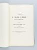 L'Amour se change en Haine aussitôt qu'il expire... Proverbe-Idylle en deux tableaux , en vers, par Madame Marie de Solms, née Bonaparte-Wyse [ Livre ...