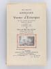 Annuaire des Ventes d'Estampes. Guide de l'Amateur. La Cote annuelle des Gravures [ 9 Premières Années, d'octobre 1911 à Juillet 1929 : COMPLET ] ...