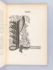 Catalogue de Manuscrits et Incunables provenant de la Bibliothèque du Château de la R.-G. [ Château de la Roche-Guyon ]. GIRAUD-BADIN ; LECLERC, Henri