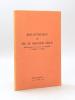 Bibliothèque de Feu Me Maurice Crick, Administrateur de la Société des Bibliophiles et Iconophiles de Belgique. Editions originales d'auteurs ...
