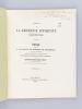 Essai sur la Grossesse apparente nerveuse [ Edition originale - Livre dédicacé par l'auteur ] Thèse présentée à la Faculté de médecine de Strasbourg ...