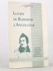 """Lucien de Rubempré à Angoulême - Reconstitution d'une journée de Lucien Chardon de Rubempré, d'après les """"illusions perdues"""" d'Honoré de Balzac.. ..."""