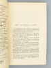 Ma Page Quotidienne de Religion - 340 lectures apologétiques très courtes sur les plus éclatants miracles de l'A. et du N. Testament. Les faits les ...
