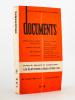 Documents , Revue des questions allemandes 20e année n° 4 - 5, Juillet Octobre : Les élections législatives 1965 (dossier). Revue des Questions ...
