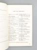 Catalogue collectif des livres français de Médecine et Biologie, 1952 - 1962 . Cercle de la librairie ; Librairie Maloine
