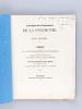 A propos du Traitement de la Pneumonie. Essai critique. Thèse présentée à la Faculté de Médecine de Strasbourg, soutenue le 3 janvier 1868  [ Edition ...