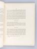 Etude sur les kystes ovariques compliquant la grossesse, l'accouchement et la puerpéralité. Thèse présentée à la Faculté de Médecine de Strasbourg, ...