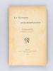 La Grossesse extra-membraneuse [ Edition originale - Livre dédicacé par l'auteur ]. GLAIZ, Dr. Edouard