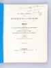 De la Méthode antipyrétique dans le Traitement de la Pneumonie. Thèse présentée à la Faculté de Médecine de Strasbourg, soutenue le 27 août 1868 [ ...