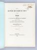 De la Rupture des Parois du Coeur. Thèse présentée à la Faculté de Médecine de Strasbourg, soutenue le 8 Janvier 1867 [ Edition originale - Livre ...