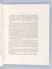 De la Périchondrite laryngée. Thèse présentée à la Faculté de Médecine de Strasbourg, soutenue le 12 janvier 1869 [ Edition originale - Livre dédicacé ...
