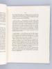 Essai sur la Gravelle. Thèse présentée à la Faculté de Médecine de Strasbourg, soutenue le 22 décembre 1868 [ Edition originale - Livre dédicacé par ...