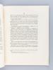 De l'Insomnie. Thèse présentée à la Faculté de Médecine de Strasbourg, soutenue le 9 janvier 1869 [ Edition originale - Livre dédicacé par l'auteur ]. ...