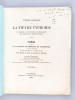 Des thromboses cachectiques et de l'Embolie pulmonaire [ Thèse présentée à la Faculté de Médecine de Strasbourg, soutenue en 1867 - Edition originale ...