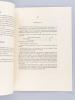 Essai sur les Indications thérapeutiques dans la fièvre typhoïde. Thèse présentée à la Faculté de Médecine de Strasbourg, soutenue le mercredi 18 août ...