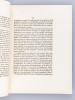 Des Luxations traumatiques des cinq dernières vertèbres cervicales. Thèse présentée à la Faculté de Médecine de Strasbourg, soutenue le 9 janvier 1869 ...