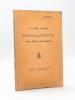 Du Traitement de la Périgastrite, suite d'Ulcère de l'Estomac [ Edition originale - Livre dédicacé par l'auteur ]. DELAY, Dr. Maurice