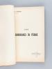 Les chondromes du péroné [ Edition originale - Livre dédicacé par l'auteur ]. Docteur E. GOYENECHE