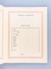 """Lot de 14 Carnets de Chasse [ 2 grands feuillets pré-imprimés intitulé """"Journée de Chasse du"""" ]. Anonyme"""