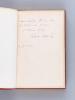 Le Luxe. Comédie en quatre actes et en prose [ Livre dédicacé par l'auteur ]. LECOMTE, Jules [ Connu sous les pseudonymes Van ENGELGOM ; Jules Du Camp ...