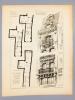 Monographies de Bâtiments Modernes - Maison Rue Saint-Denis N° 44 à Paris, M. Emile Blanchard, Architecte du Gouvernement.. DUCHER (édit.) ; RAGUENET, ...