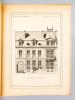Monographies de Bâtiments Modernes - Hôtel Bould Montparnasse, Paris, M. Just Lisch Architecte. DUCHER (édit.) ; RAGUENET, A. (dir.) ; CAGNON, H. ...