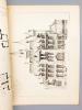 Monographies de Bâtiments Modernes -  Villa du Rôleur à Valenciennes (Nord), Mr. L. Dutouquet Architecte. DUCHER (édit.) ; RAGUENET, A. (dir.) ; ...