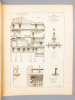 Monographies de Bâtiments Modernes -  Hôtel Boulevard de la Liberté à Lille (Nord), Mr. L. Cordonnier Architecte [ Bâtiment désormais au N° 142 ...