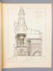 Monographies de Bâtiments Modernes -  Hôtel-de-Ville de Château-Thierry (Aisne), Mr. J. Bréasson Architecte. DUCHER (édit.) ; RAGUENET, A. (dir.) ; ...