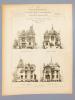 Monographies de Bâtiments Modernes -  Villa à St Thierry près Reims (Marne), Mr. Charles Payen Architecte. DUCHER (édit.) ; RAGUENET, A. (dir.) ; ...