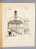 Monographies de Bâtiments Modernes - Amphithéâtre de Physique à Rouen (Seine-Maritime), M. L. Sauvageot Architecte à Paris. DUCHER (édit.) ; RAGUENET, ...