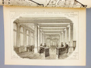 Monographies de Bâtiments Modernes - Banque de Mulhouse, succursale du Havre (Seine-Inférieure), Boulevard de Strasbourg N° 93 et rue Casimir-Périer , ...