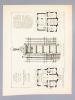 Monographies de Bâtiments Modernes - Caisse d'Epargne d'Autun (Saône-et-Loire), Mr. E. Changarnier Architecte [ désormais au 11 rue Eumène, Autun ]. ...