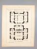 Monographies de Bâtiments Modernes - Mairie de Seine-Port (Seine-et-Marne), Mr. Buval Architecte . DUCHER (édit.) ; RAGUENET, A. (dir.) ; BUVAL (Paul, ...