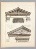 Monographies de Bâtiments Modernes - Hôtel rue Jules-Lecesne au Havre (Seine-Infér.), Mr. G. Brien Architecte. DUCHER (édit.) ; RAGUENET, A. (dir.) ; ...