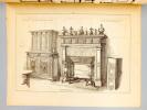 Monographies de Bâtiments Modernes -  Hôtel Rue Méchain N° 9 à Paris, Mr. E. Guénot Architecte. DUCHER (édit.) ; RAGUENET, A. (dir.) ; Guénot, E. ...