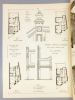 Monographies de Bâtiments Modernes -  Hôtel Privé au Havre (Seine Inférieure), Rue Jules Ancel 13, Mr. L. Garin Architecte. DUCHER (édit.) ; RAGUENET, ...