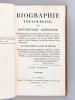 Biographie Toulousaine, ou Dictionnaire Historique (2 Tomes - Complet) [ Edition originale ] Biographie Toulousaine, ou Dictionnaire Historique des ...