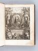 Le Prince Dévot et Guerrier ou les Vertus Héroïques de Léopold Guillaume Archiduc d'Austriche. AVANCIN R. P. Nicolas ; ( BEX, Henri Père )