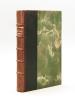 Vestigia Flammae. Poèmes [ Edition originale - Livre dédicacé par l'auteur ]. REGNIER, Henri de