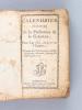 Calendrier Grégorien de la Préfecture de la Gironde, Pour l'an 1811, et le 7e de l'Empire. Collectif