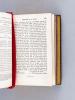 Offices de l'Eglise complets expliqués et annotés suivis d'un Recueil de Prières tirées des Oeuvres de St Augustin, Ste Thérèse, St François de Sales, ...