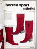 Impression , Internationale Schuhmode - Mode Internationale de la chaussure - International shoe-fashion , N° 7 , Herbst Winter 1975 - 1976 : Ihr ...